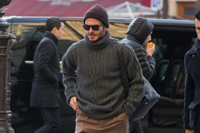 ULUITOR! David Beckham, şantajat cu 1 milion de euro!