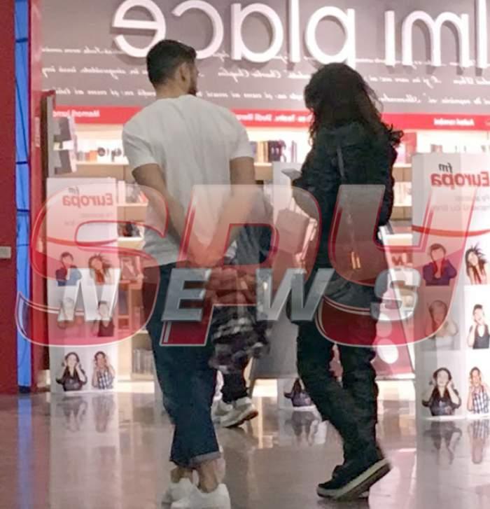 Cum se comportă, în public, Cristina Ich cu iubitul ei! Angelina Jolie de România e mai rece ca oricând cu el / Foto