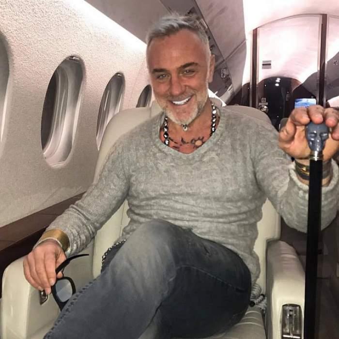 VIDEO / Cum a făcut milioane de euro Gianluca Vacchi, italianul care s-a remarcat prin dansurile cu iubita lui