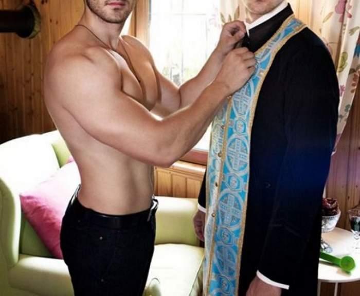 SCANDALOS / Slujitorii bisericii fac bani din filme porno!