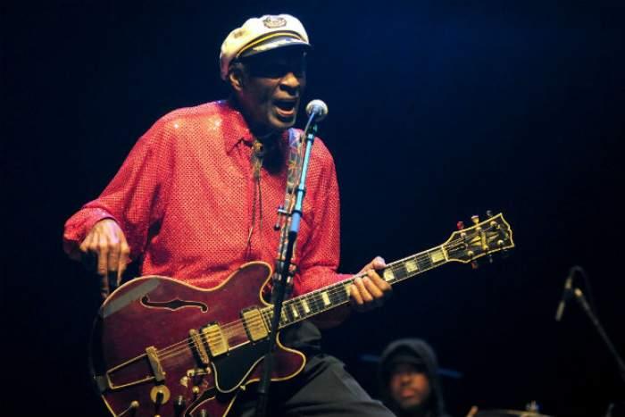 VIDEO / DOLIU în lumea muzicii! Chuck Berry, legenda a muzicii rock'n'roll, a murit