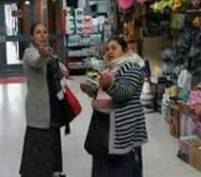 FOTO / Două femei de etnie romă prinse la furat în Regatul Unit! Poliția le-a dat în urmărire generală