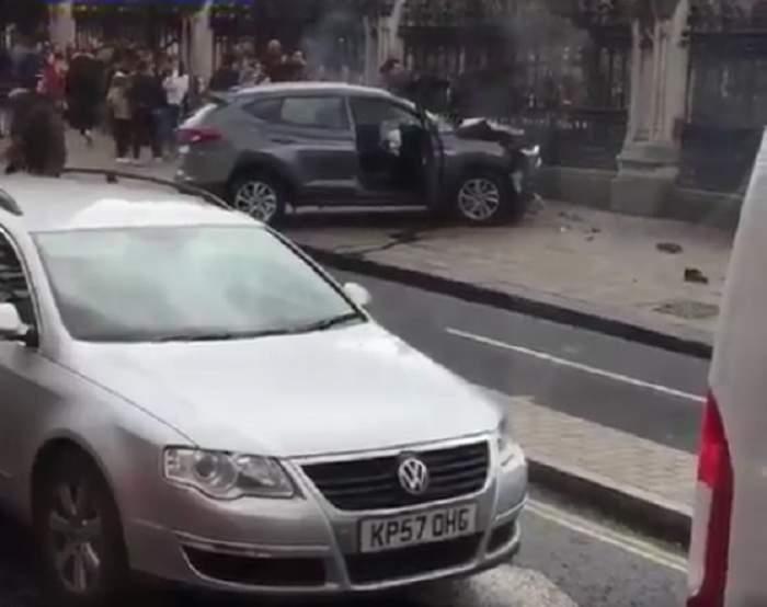 VIDEO / UPDATE: El este ucigaşul de la Londra! Imagini şocante cu el înainte de a muri