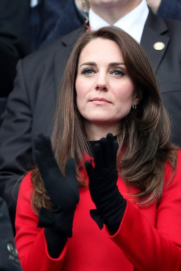 """VIDEO / Kate Middleton, discurs înduioșător după atacul terorist din Londra: """"Le transmitem toate gândurile bune și ne rugăm pentru ei"""""""