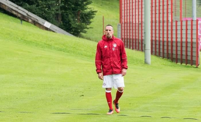 Retragerea din activitate, ultima grijă a lui Franck Ribery! Anunț important făcut de francez!