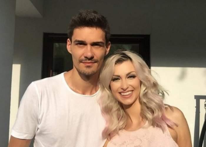 """VIDEO / Andreea Bălan, mărturisiri după nuntă: """"George avea lacrimi în ochi. I s-a îndeplinit visul"""""""