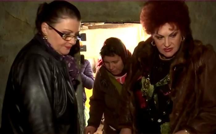 Steliana Sima și Elena Merișoreanu au intrat într-o casă plină de mizerie! Au rămas şocate de ceea ce au găsit acolo
