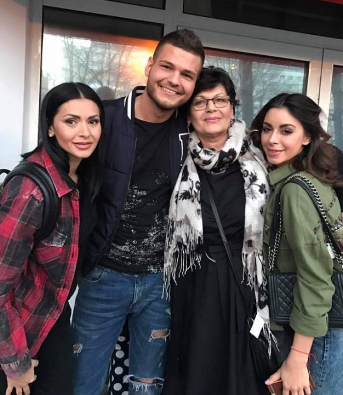 """VIDEO / Mama lui Răzvan Botezatu şi cea a Ralucăi Dumitru, de mână în platoul """"Star Matinal""""! Bote e copleşit de emoţii: """"Soacrele"""""""