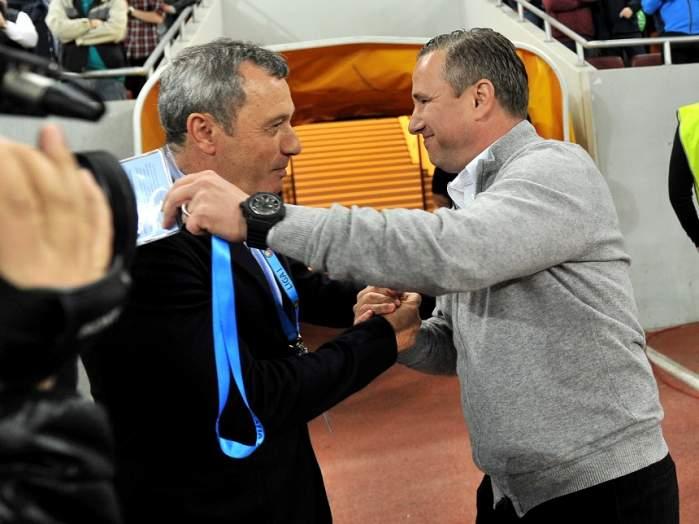 Ce a fost şi ce-a ajuns! Probleme uriaşe pentru unul dintre cei mai titraţi antrenori români!