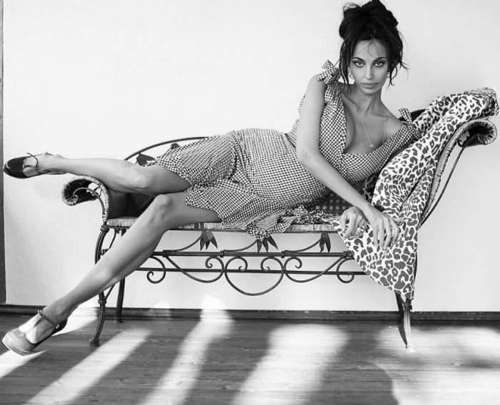 """FOTO / Nu poate dormi noaptea! Mădălina Ghenea, în mijlocul unui scandal cu puţin timp înainte să devină mămică: """"Eşti bolnavă, femeie!"""""""