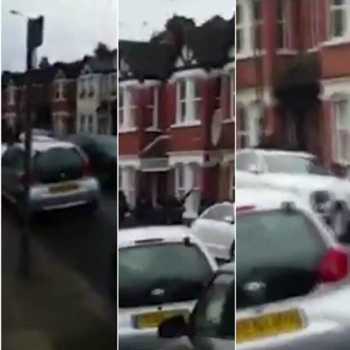 Focuri de armă la Londra! O femeie a fost împuşcată şi alte patru persoane au fost arestate