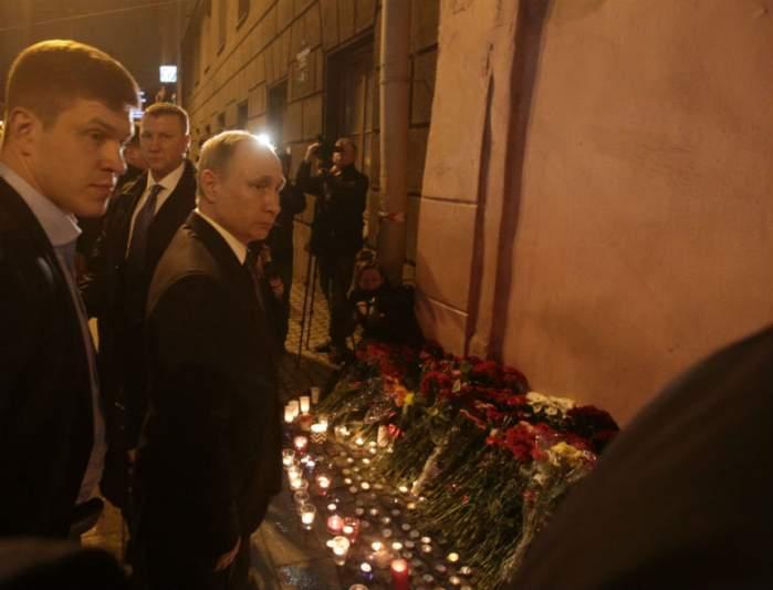VIDEO / UPDATE atentatul din Sankt Petersburg: Bilanţul victimelor a crescut din nou!  A fost făcut public numele autorului masacrului!