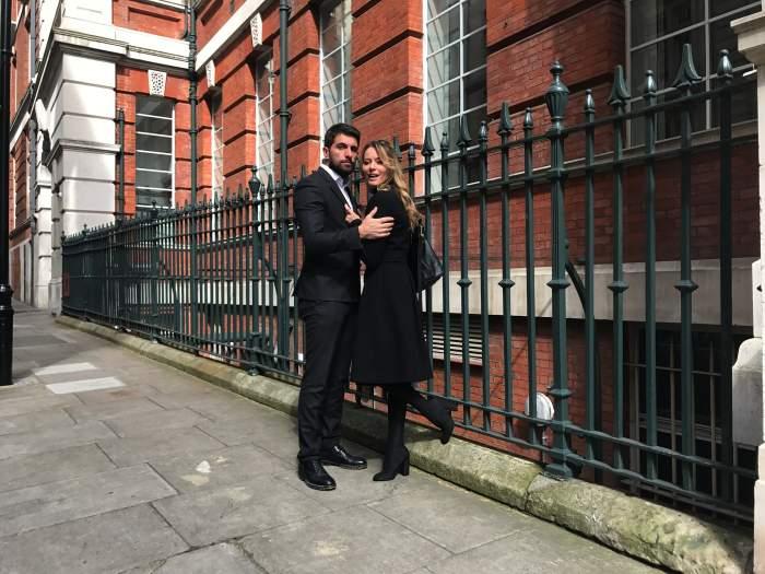 """FOTO / Imagini nemaivăzute din vacanţa în care Laura Cosoi a plecat, după ce a pierdut sarcina: """"Dumnezeu ne-a binecuvântat"""""""