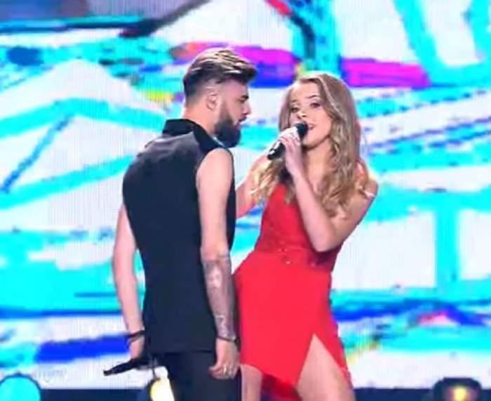 VIDEO / Marea surpriză pentru România! Ilinca şi Alex Florea s-au calificat în marea finală de la Eurovision