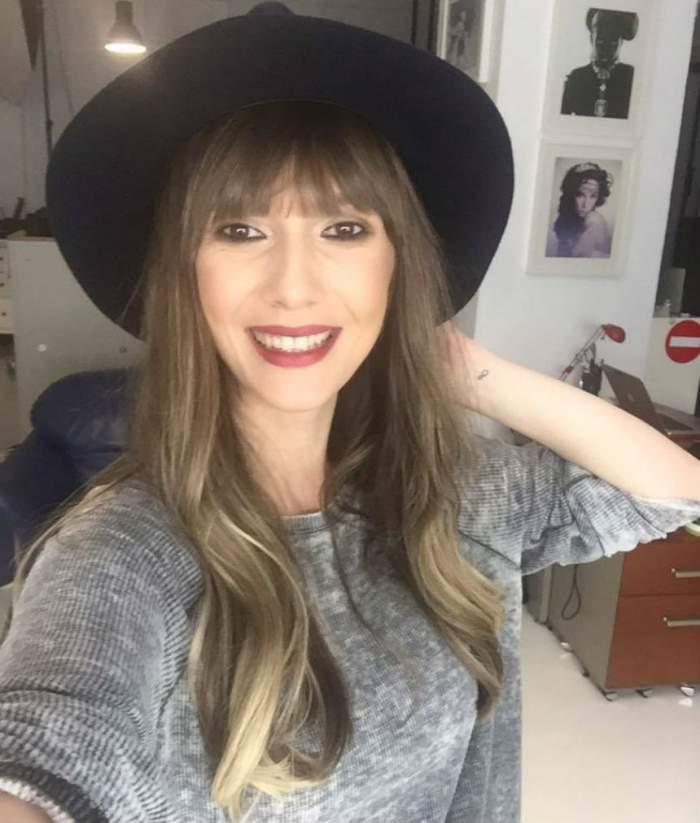 FOTO / Adela Popescu, schimbare de look majoră! Îţi place cum îi stă cu bob scurt?