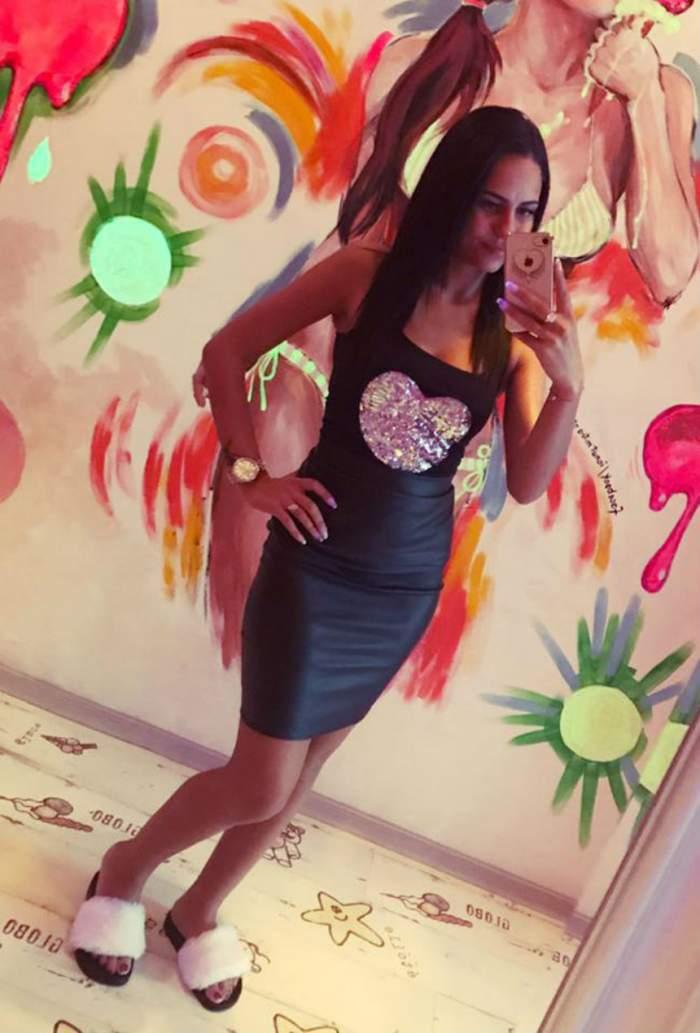 FOTO / Liliana, fostă concurentă de la MPFM, şi-a schimbat look-ul! Îţi place noua coafură?