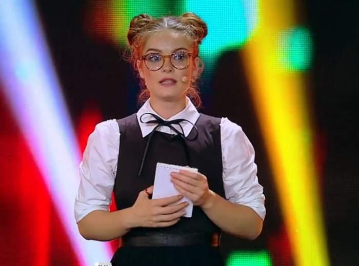 """VIDEO / A făcut praf vedetele la """"iUmor""""! Ce a spus concurenta despre Mihaela Rădulescu: """"Doamne, ce schimbare aduce bătâneţea..."""""""