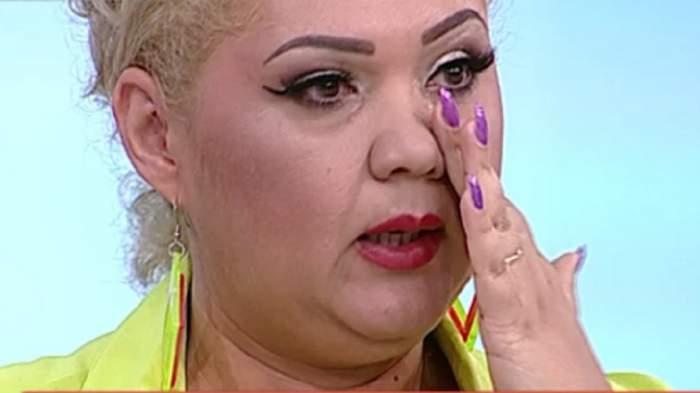 Reacţia copleşitoare a Minodorei, după ce a văzut imaginile cu DENISA Manelista BOLNAVĂ, în spital