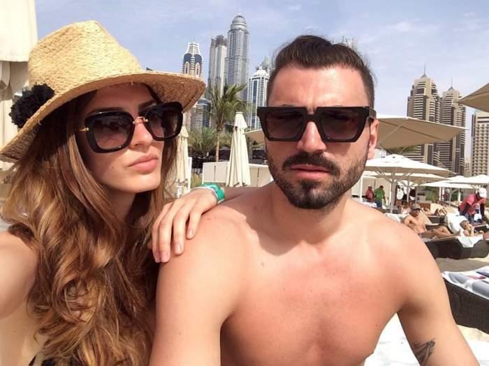 Cum o răsfață Adrian Ropotan pe Raluca Ogică cu doar două săptămâni înainte de nuntă! Imagini EXCLUSIVE