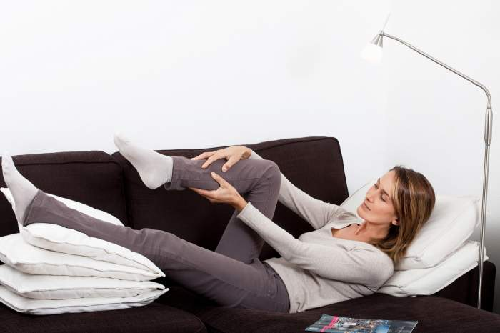 VIDEO / Ce afecțiuni grave ascund durerile de picioare? Dacă le ai trebuie să mergi de urgență la medic