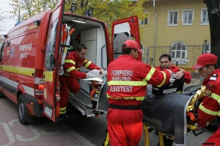 Accident MORTAL în Giurgiu! O persoană a murit, iar alte trei sunt rănite