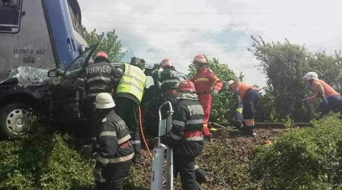 Detalii sfâşietoare despre tinerii morţi în accidentul de la halta Viişoara! Şoferiţa obţinuse permisul în urmă cu o lună