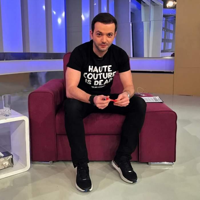 VIDEO / Mihai Morar, aşa cum nu l-ai mai văzut! Imagini din copilăria prezentatorului TV