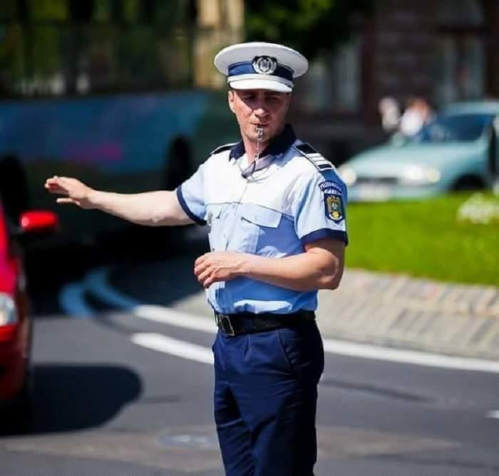 """VIDEO / Reacţia lui Marian Godină, după ce poliţistul l-ar fi lovit pe Cristian Boureanu: """"Bravo, colegule!"""""""