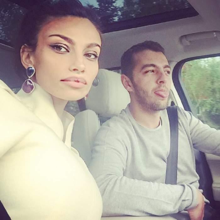VIDEO / Mădălina Ghenea şi Matei Stratan au plecat în prima vacanţă în trei! Luxul nu a lipsit nici acum