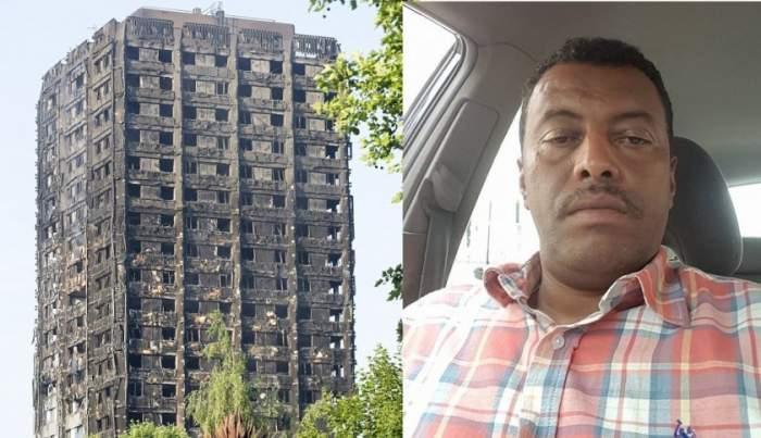 El e bărbatul de la care a pornit infernul din blocul londonez, soldat cu zeci de morţi şi dispăruţi! Cauza incendiului e ULUITOARE