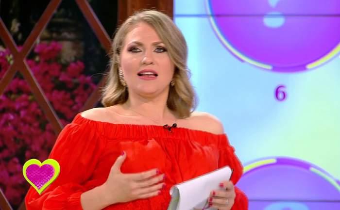 """VIDEO / """"Se dezbracă"""" de secrete la TV! Mirela Vaida a dezvăluit ce mărime poartă la sutien!"""