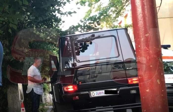VIDEO / Cosmin Olăroiu, de urgenţă la spital! Abia a reuşit să iasă din maşină