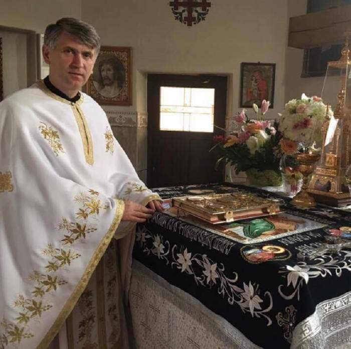VIDEO / Ce se întâmplă cu părintele Pomohaci după izbucnirea scandalului cu minorul! Unde se află acum preotul cântăreţ