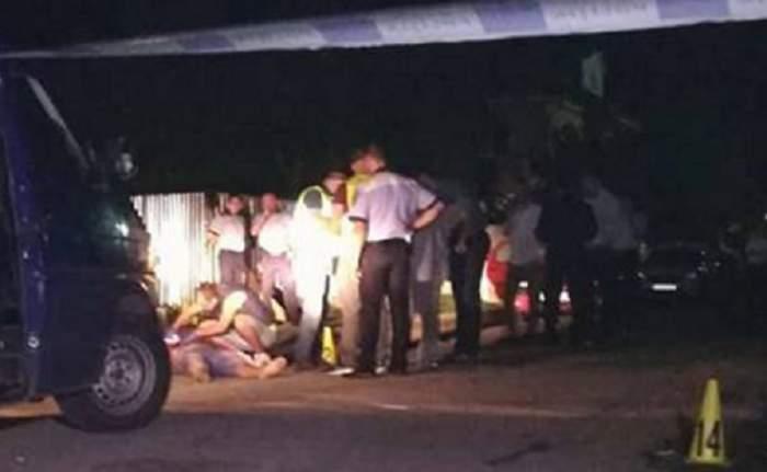 Măcel la Focșani. Patru oameni au fost uciși într-o bătaie cu furci şi topoare