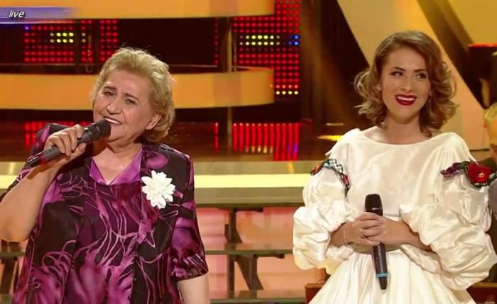 """VIDEO / Bianca Sârbu și Gabi Luncă, duet senzațional pe scena """"Te cunosc de undeva!"""""""