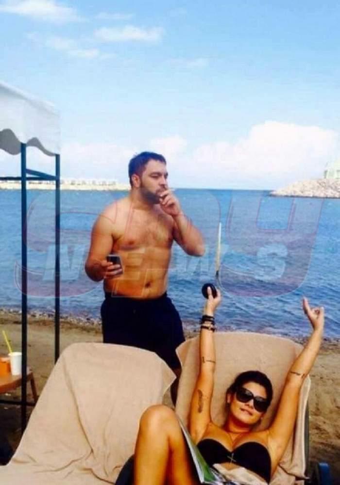 Salam și Roxana, concediu de vis, în doi, la malul mării! Cât cheltuiește manelistul ca să se întoarcă trei