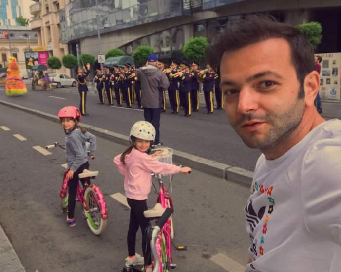 """Mihai Morar, o fotografie cu o străină care face cât 1.000 de cuvinte! """"Povestea de Rusalii"""" scrisă de prezentator te va face să plângi"""
