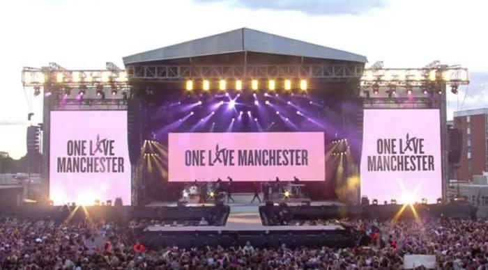 """VIDEO / A început concertul caritabil """"One Love Manchester""""! Vezi imagini LIVE şi ascultă-ţi artiştii preferaţi"""
