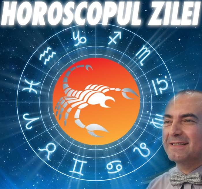 HOROSCOPUL ZILEI – 5 IUNIE: Nativi Scorpion, se anunţă o zi plină de inspiraţie şi ar fi bine să-i acordaţi atenţie şi partenerului
