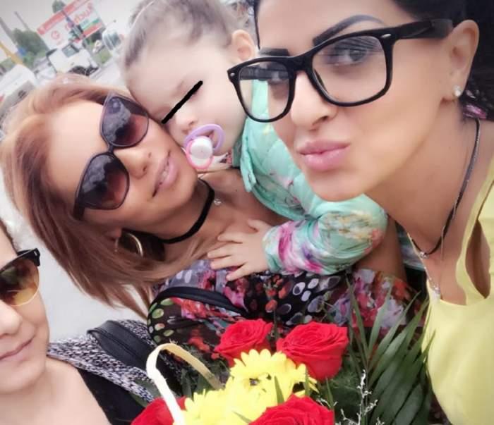 """EXCLUSIV / Naşa fetiţei lui Beyonce de România trece prin momente cumplite! Mama """"fetei de la miezul nopţii"""" a ajuns de urgenţă la spital"""