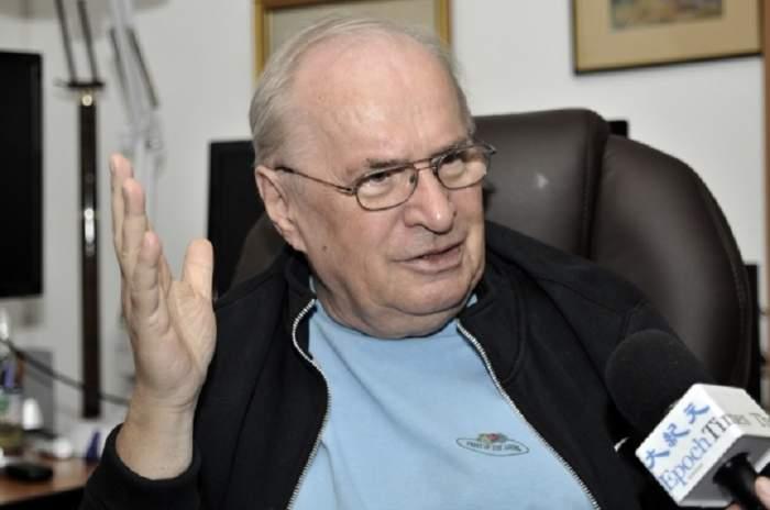 Scriitorul Augustin Buzura a murit la 78 de ani