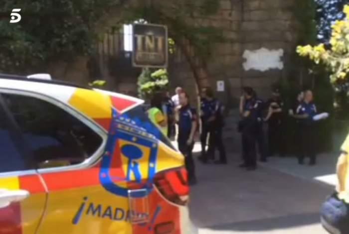 VIDEO / Clipe de coşmar! 33 de persoane au fost rănite în urma unui accident produs într-un parc de distracții din Madrid