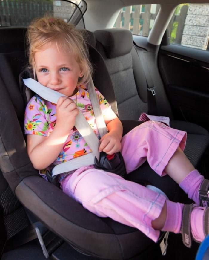VIDEO / Cum alegi scaunul de mașină perfect pentru copilul tău!