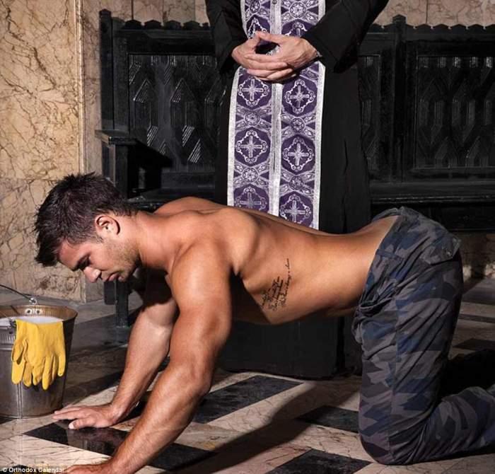 După orgiile cu popi gay, un nou scandal marca BOR! Încurcate sunt căile Domnului...