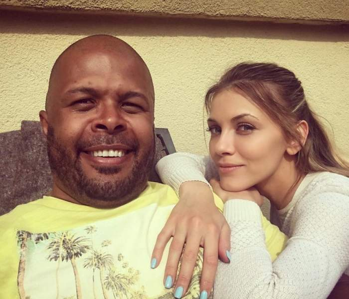 """FOTO / Vârsta  lui Cabral, motiv de glume în căsnicia cu Andreea Ibacka: """"Apăi e corect, după ce mi-a mâncat tinerețile?!"""""""