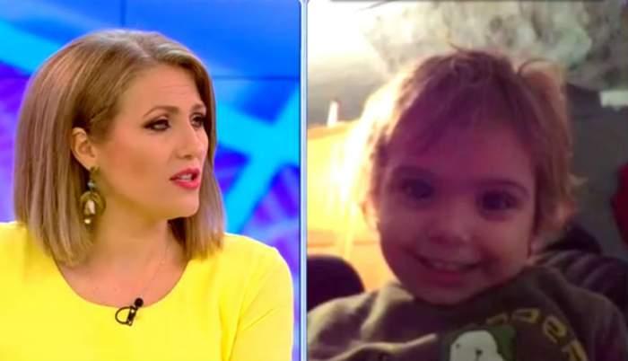 """VIDEO / Informaţii-şoc despre """"fetiţa înviată"""". Mirela Vaida a reacţionat dur: """"Ce minte diabolică a avut"""""""