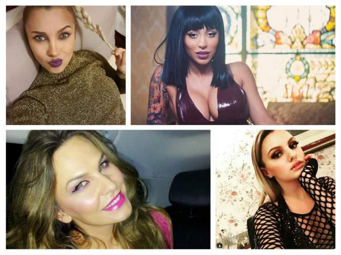 VIDEO / Îi ţin bine ascunşi! Ei sunt bărbaţii din spatele femeilor fatale din România