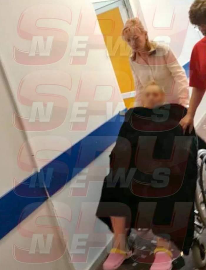 E în COMĂ! Denisa Răducu e ținută în viață de aparate
