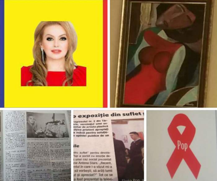Cât de crudă i-a fost soarta! Pictoriţa Elena Pop ajuta copiii bolnavi de cancer, dar a fost răpusă de această maladie! Ce a mărturisit înainte să moară