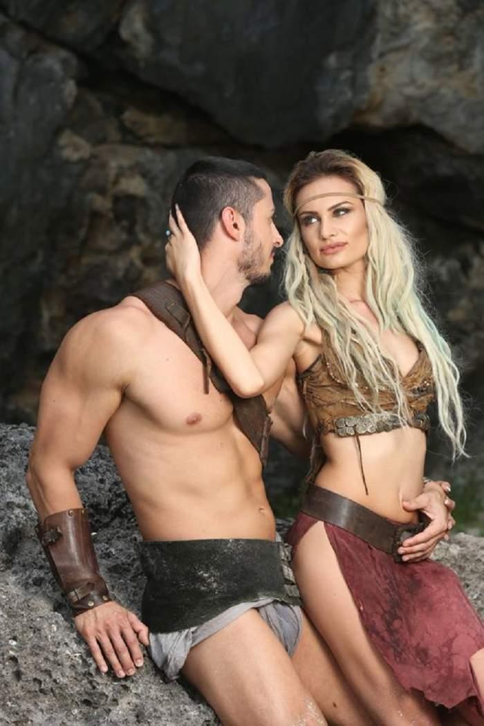 """FOTO / După ce și-a pus silicoane, Bianca de la """"Insula iubirii"""" șochează cu o nouă schimbare!"""